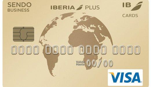 Tarjeta Iberia SENDO